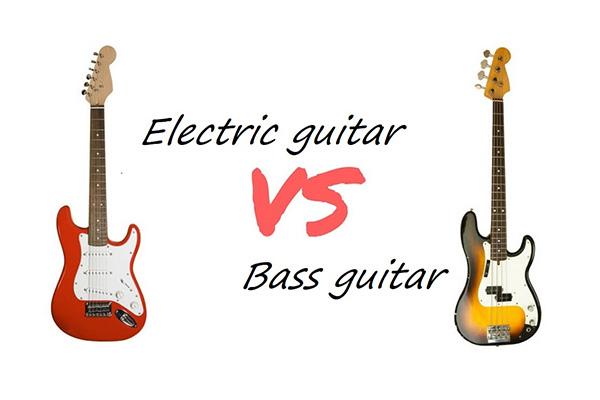 so-sanh-guitar-bass-va-guitar-dien