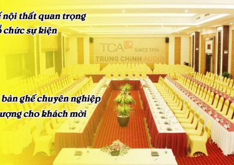 bàn ghế nội thất hội nghị