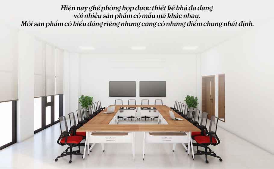 tìm hiểu ghế phòng họp